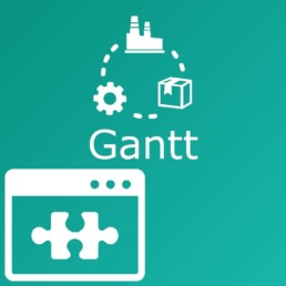 ERP-Modul: Gantt Scheduler für Navision Dynamics 365 und Business Central