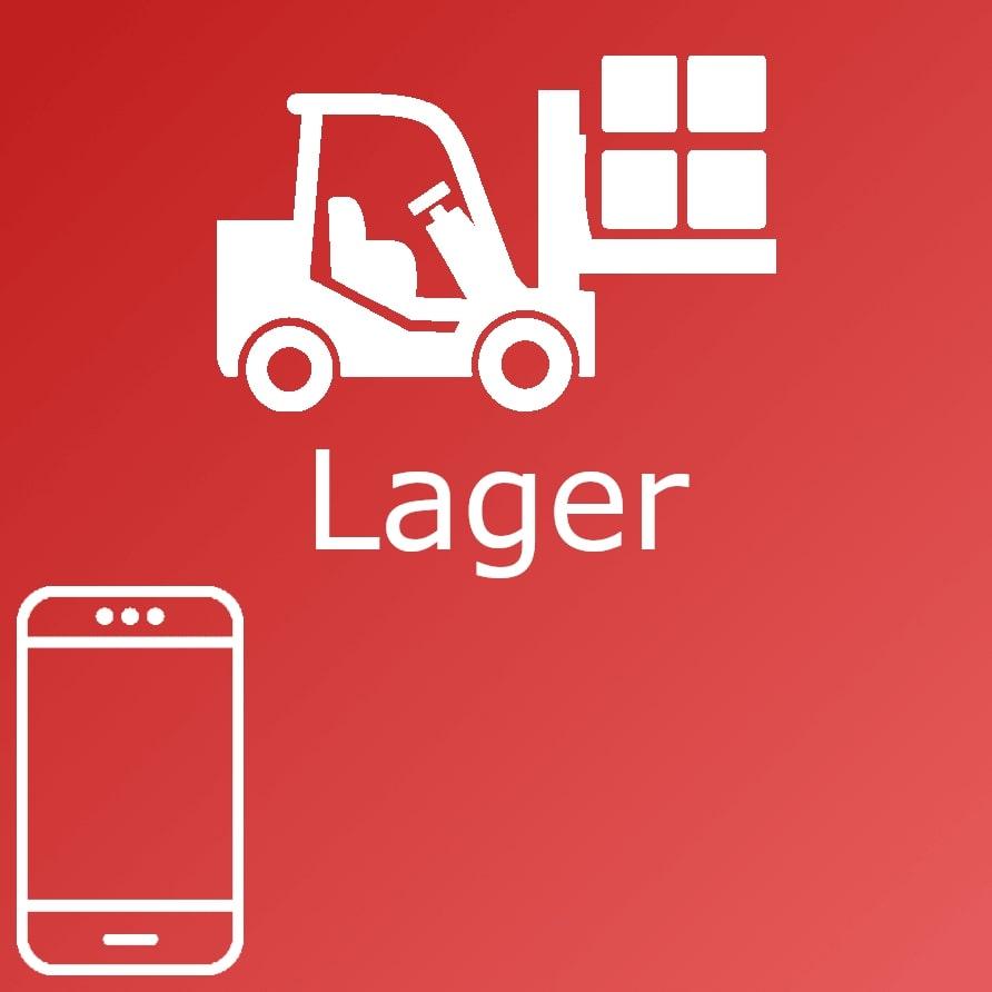 Lager/BDE Business App