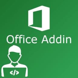 Entwicklung Office Addin