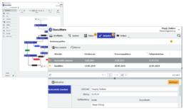 Screenshot DocuWare Workflow Manager